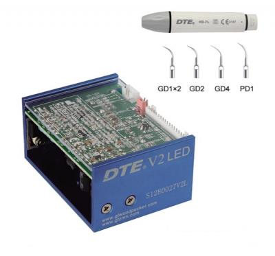 DTE-V2 LED Ультразвуковой встраиваемый скалер